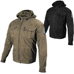 Speed and Strength Dogs Of War Armoured Textile Summer Jacket