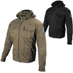 Speed and Strength Dogs Of War Armoured Textile Summer Jacket | Riders Line