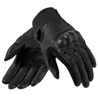 REV'IT! Bomber Women's Leather Gloves - Free Delivery Over $99 - 30 Days Hassle Free Returns - Earn Crew Cash Back