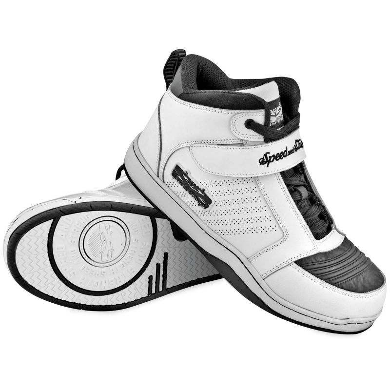 speed and strength garden shoes riders line