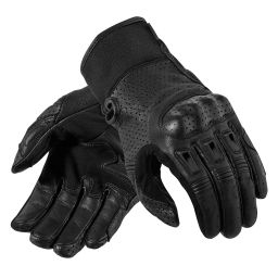 REV'IT! Bomber Men's Leather Gloves - Free Delivery Over $99 - 30 Days Hassle Free Returns - Earn Crew Cash Back