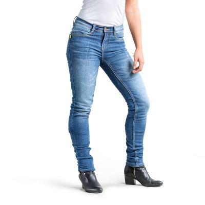 Ladies Draggin Drayko Racey - Skinny Motorcycle Jeans