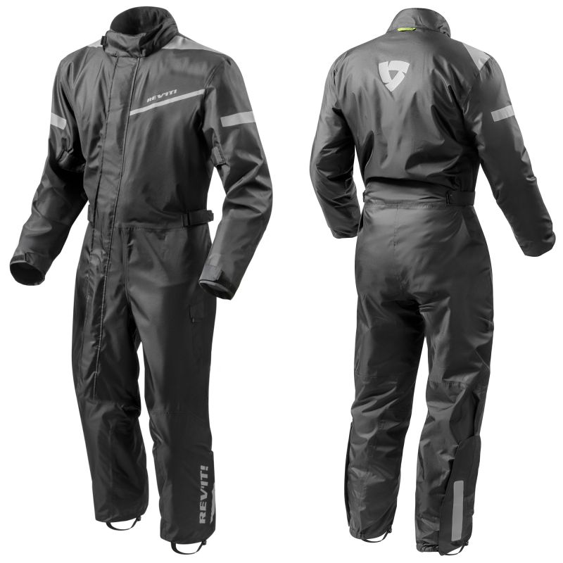 REVIT! Pacific 2 H2O One Piece Waterproof Rain Suit Motorcycle