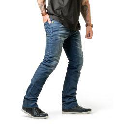 Draggin Revz Jeans | Blue Slim Fit Men's Skinny Jeans