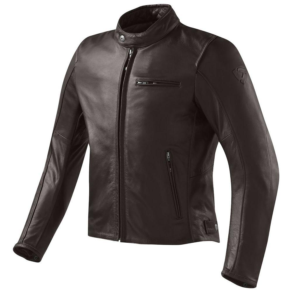 Leather jacket zippay - Flatbush Vintage Jacket Retro Vintage Leather Motorcycle Jacket