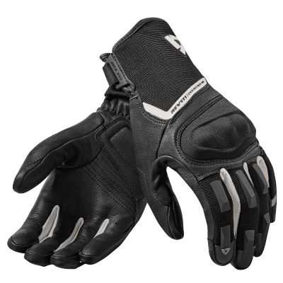 REVIT! Striker 2 Gloves | Short Cuff Textile And Leather Summer Motorcycle Gloves