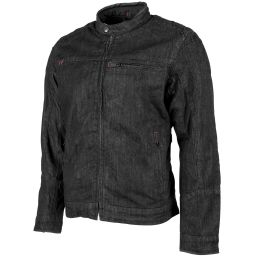 Speed and Strength Overhaul Jacket |Armoured Denim Motorcycle Jacket