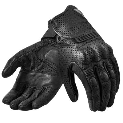 REV'IT! Fly 2 Short Cuff Perforated Leather Summer Motorcycle Gloves