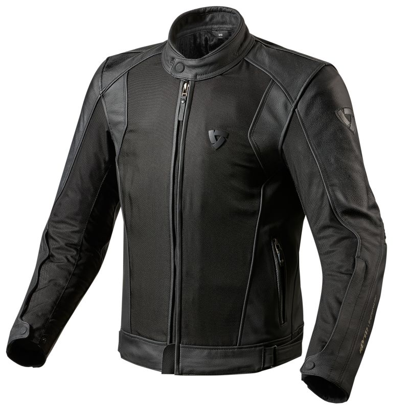 REVIT! Ignition 2 Summer Motorcycle Jacket With Zip-In Waterproof Liner