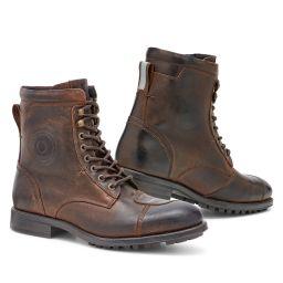 REVIT! Marshall Boots | Water Resistant Brown Touring Motorcycle Boots