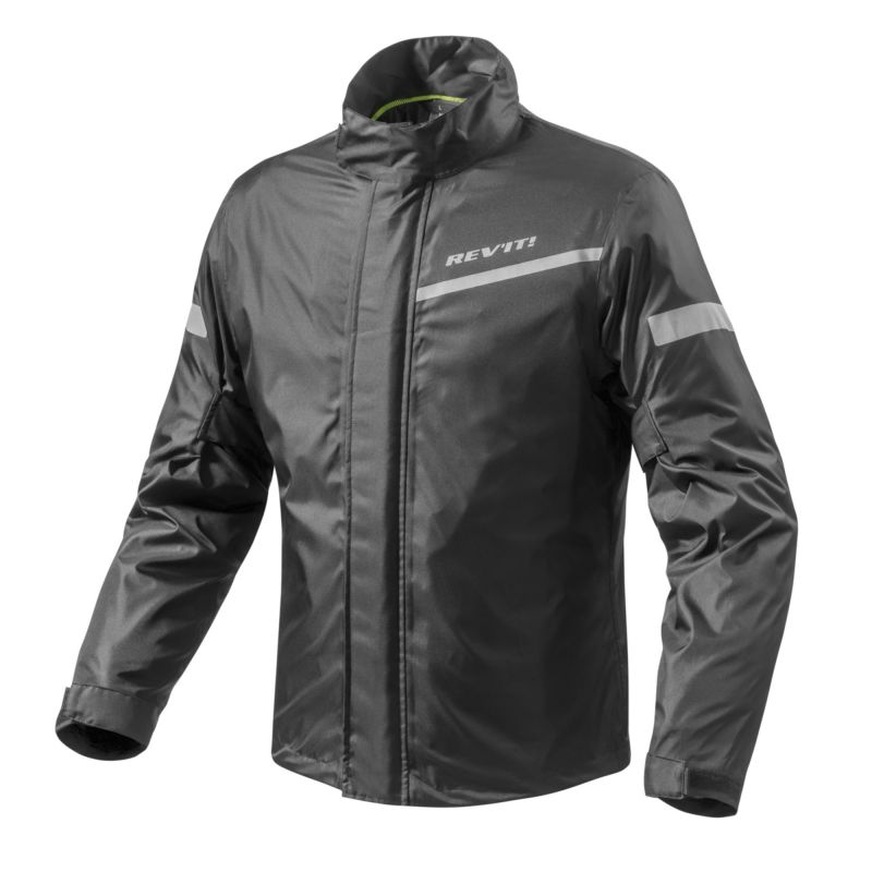 REVIT! Cyclone 2 H2O Motorcycle Rain Jacket - Black