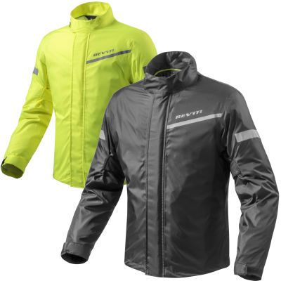 View REVIT! Cyclone 2 H2O Motorcycle Rain Jacket
