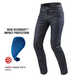 REVIT Lombard 2 - Men's Slim Fit Motorcycle Jeans