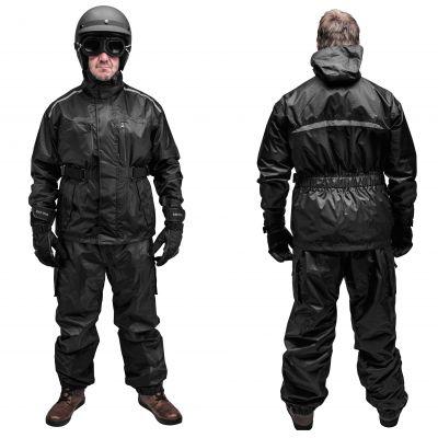 Black Brand Tempest Rain Suit