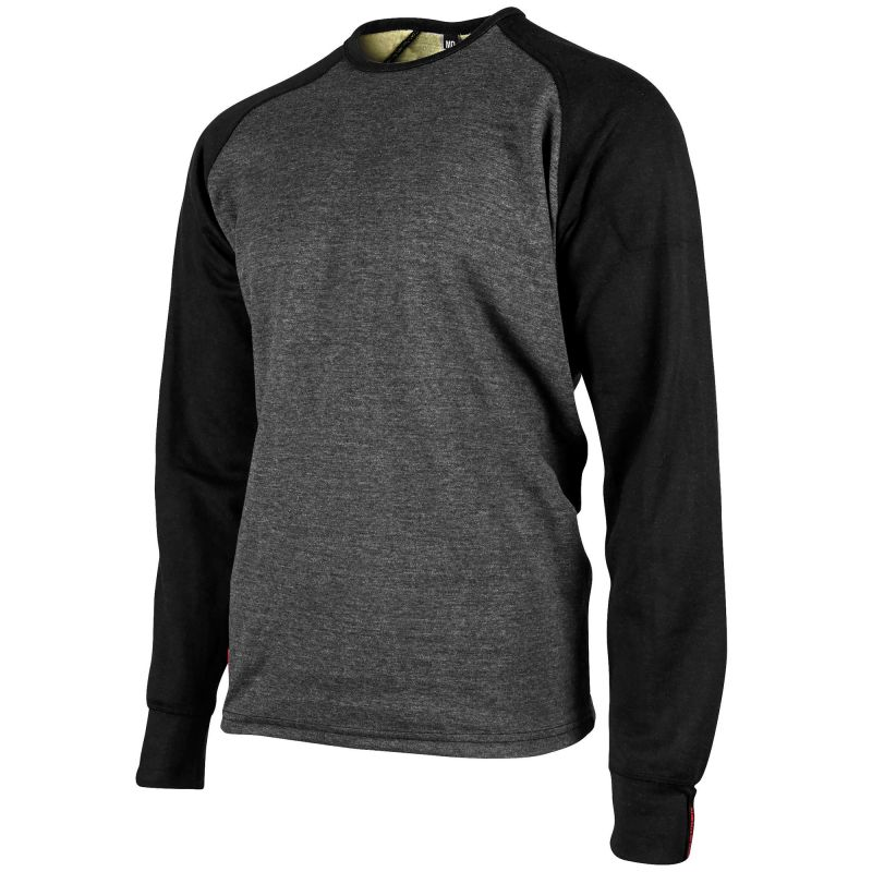 Speed and Strength Soul Shaker Reinforced Moto Shirt | Long Sleeve Kevlar Motorcycle Shirt