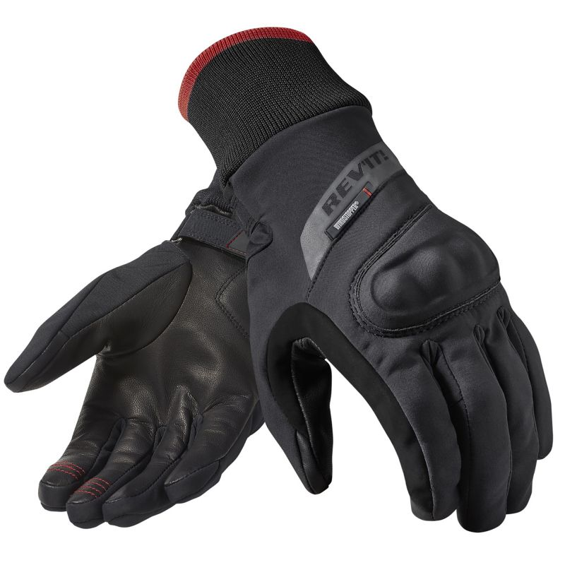 REVIT! Crater WSP Gloves | Warm Windblocking Motorcycle GLoves