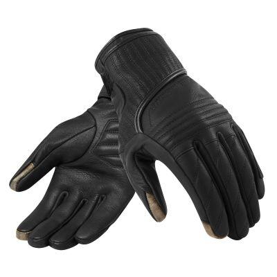 Women's REVIT! Antibes Gloves | Women's Retro Leather Motorcycle Gloves | Short Cuff
