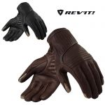 Women's REVIT! Antibes Gloves | Women's Retro Leather Motorcycle Gloves | Short Cuff