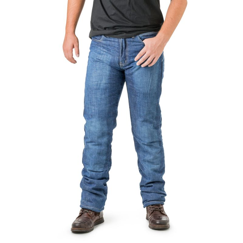 Draggin Holeshot Jeans - CE Level 2 Kevlar Jeans