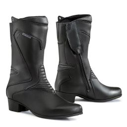 Forma Ruby Boots | Women's Full Height Waterproof Leather Motorcycle Boots