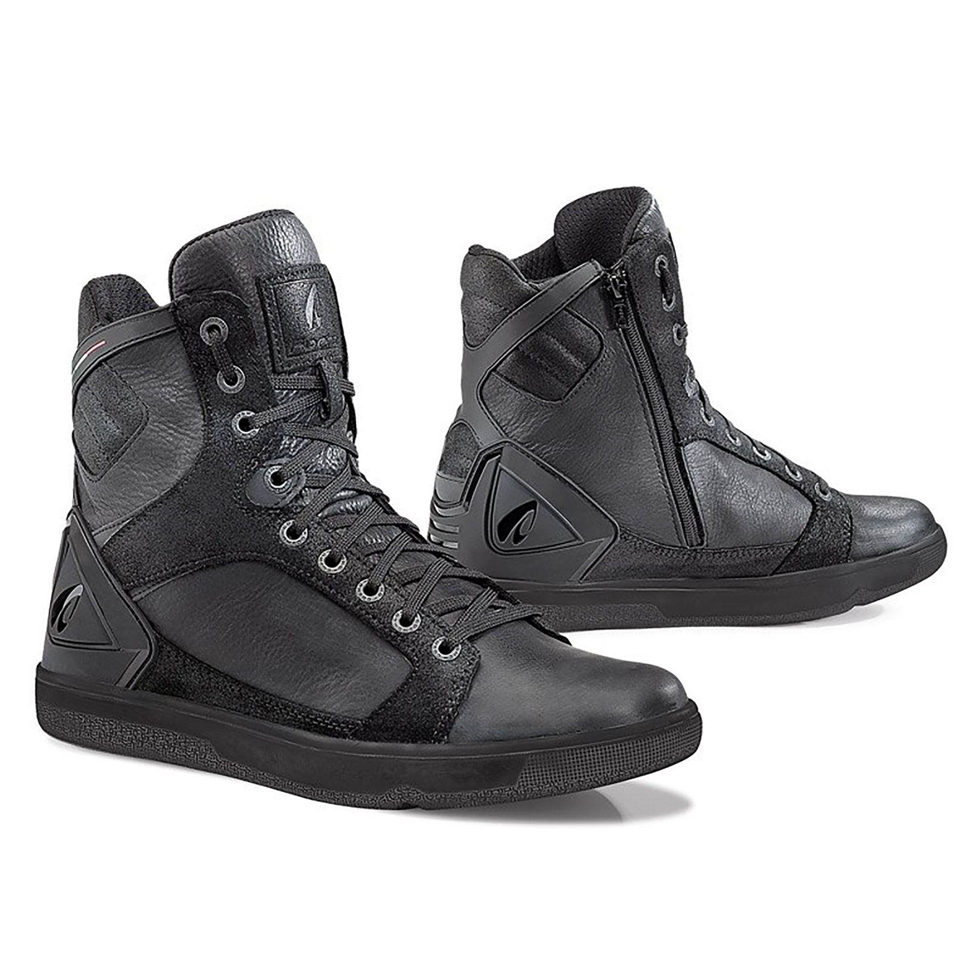 Mid length Motorcycle Riding boots//Race Boots//LEATHER BOOTS WITH LACE by Ride eazy 9