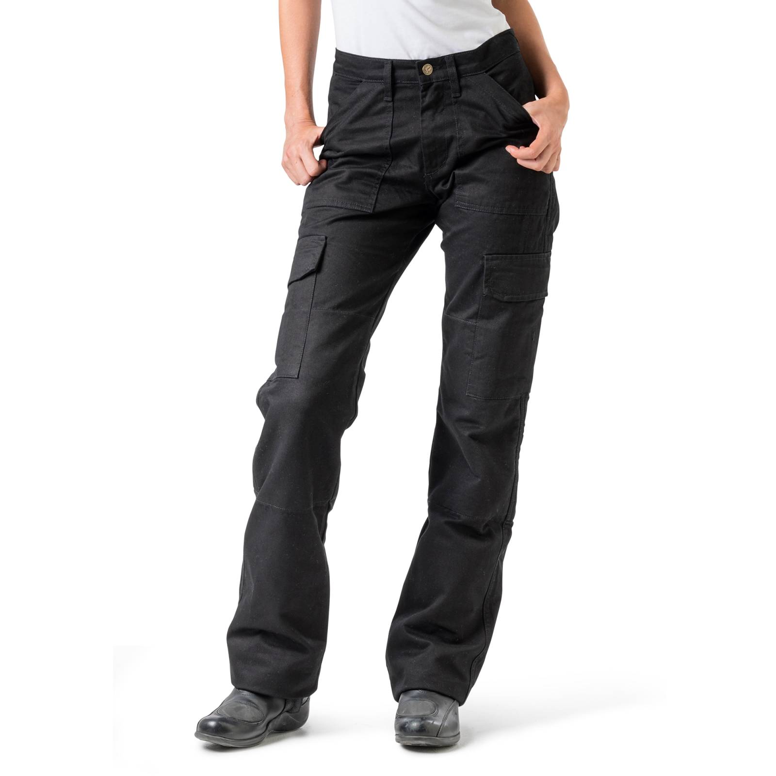 new concept 5fd51 f168e Draggin Womens Kevlar Cargo Pants