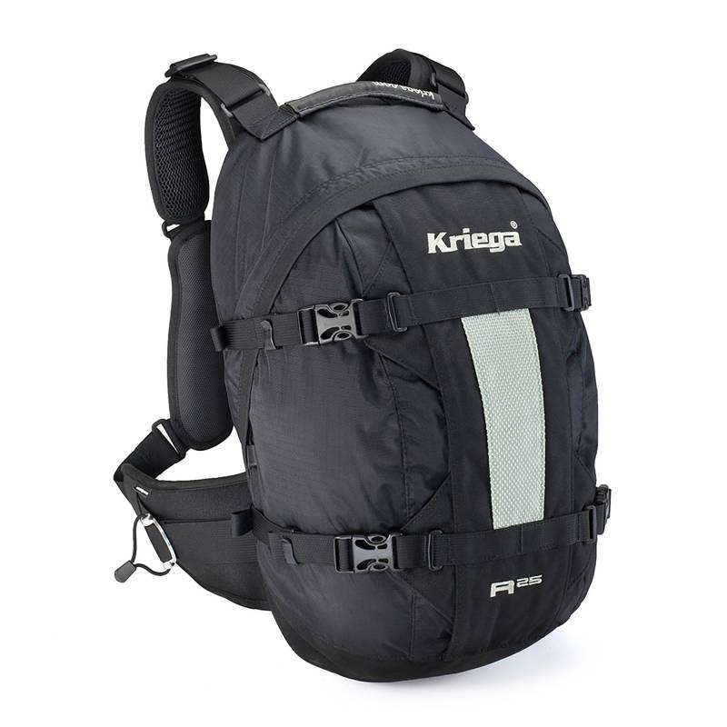 Kriega R25 Backpack | 25L Waterproof Motorcycle Backpack