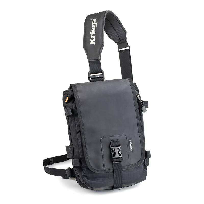 Kriega Sling Waterproof Shoulder Bag | Motorcycle Messenger Bag