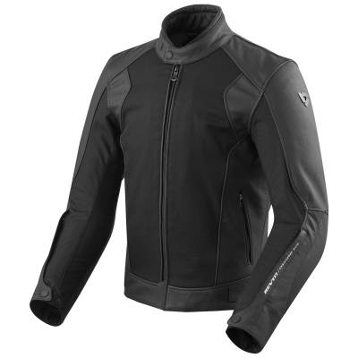 REVIT! Ignition 3 Jacket | Leather and Mesh Summer Motorcycle Jacket