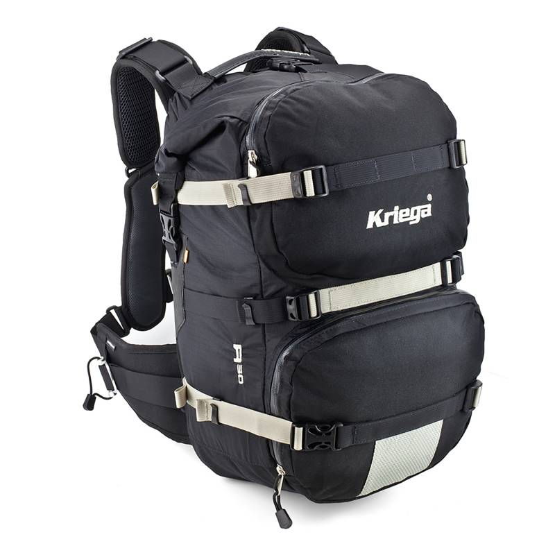 Kriega R30 Backpack | 30L Waterproof Motorcycle Backpack