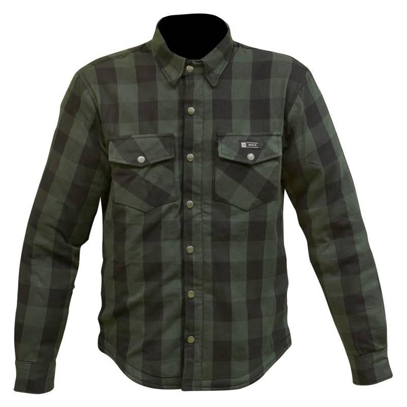 Merlin Axe Shirt - Green
