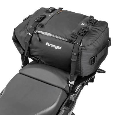 Kriega US-30 Tailpack | Large 30L Motorcycle Dry Pack