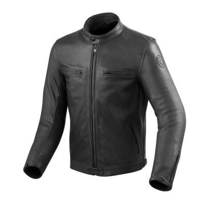 REV'IT! Gibson Leather Jacket | Black