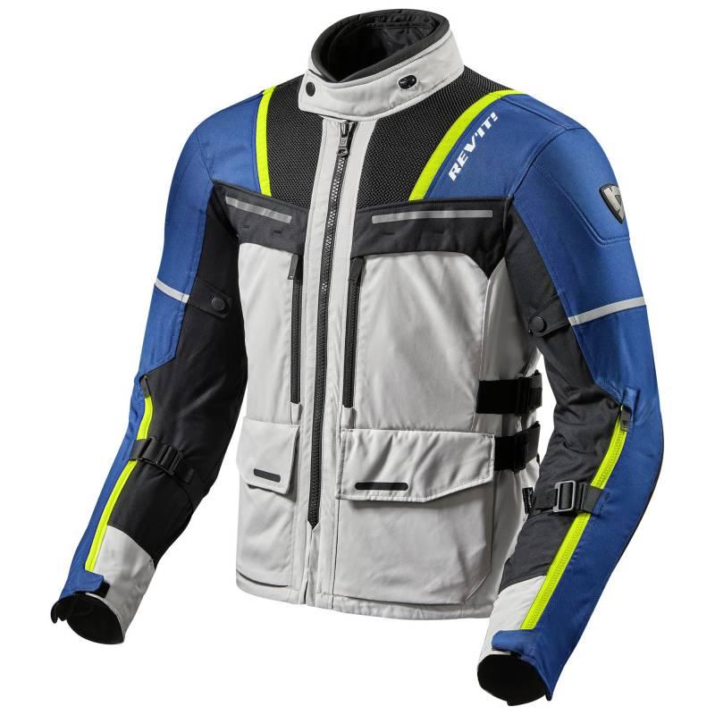REVIT! Offtrack Jacket - Sliver And Blue