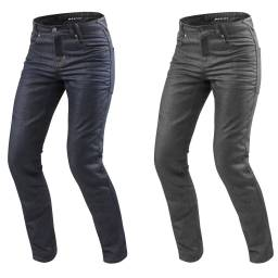 REV'IT! Lombard 2 - Men's Tapered Fit Motorcycle Jeans