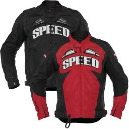 Speed and Strength Insurgent Jacket |Leather and Mesh Summer Textile Motorcycle Jacket