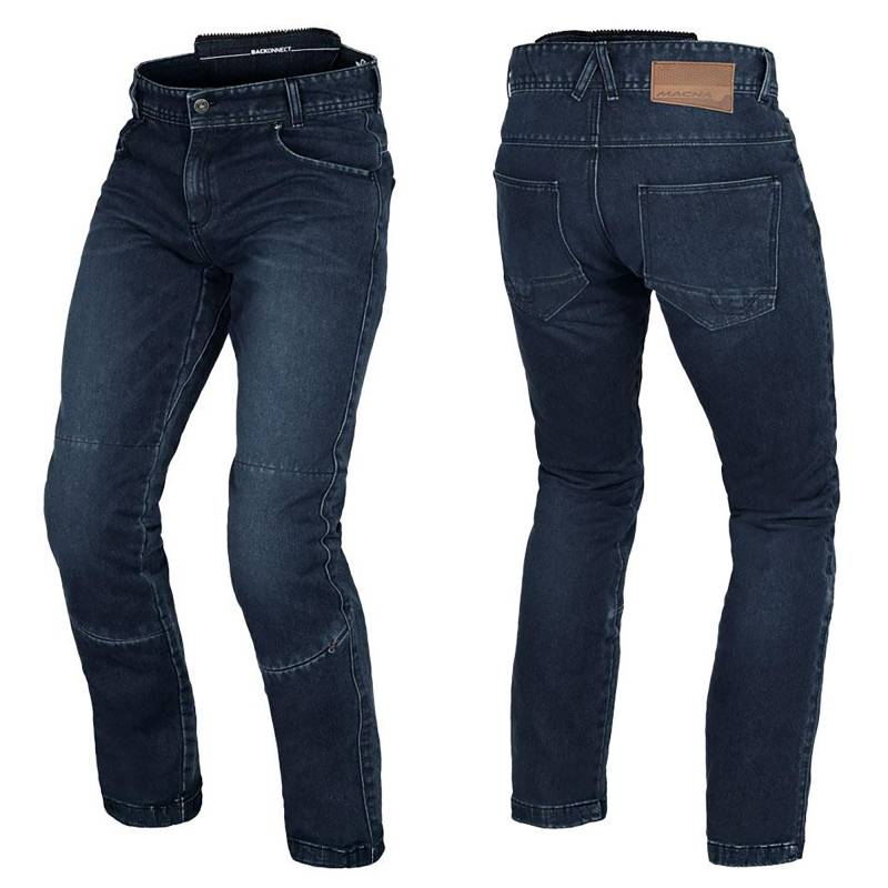 Macna Porter Jeans | Single Layer Fully Woven Kevlar Motorcycle Jeans