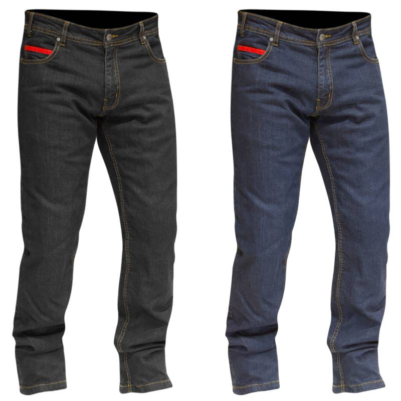 Merlin Blake Jeans | Regular Fit Stretch Jeans