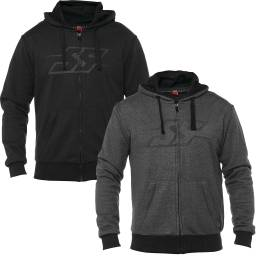 Speed and Strength Resistance Armoured Aramid Motorcycle Hoodie