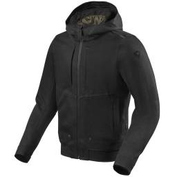 REVIT! Stealth 2 Hoodie | Waterproof Motorcycle Jacket