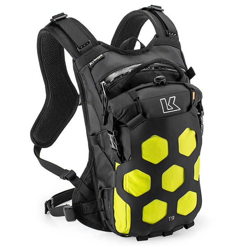 Kriega Trail9 Adventure Backpack - Lime