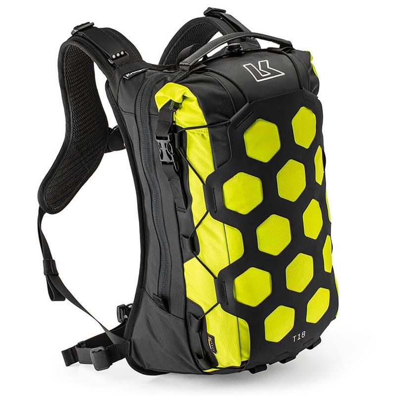 Kriega Trail18 Adventure Backpack | Lime