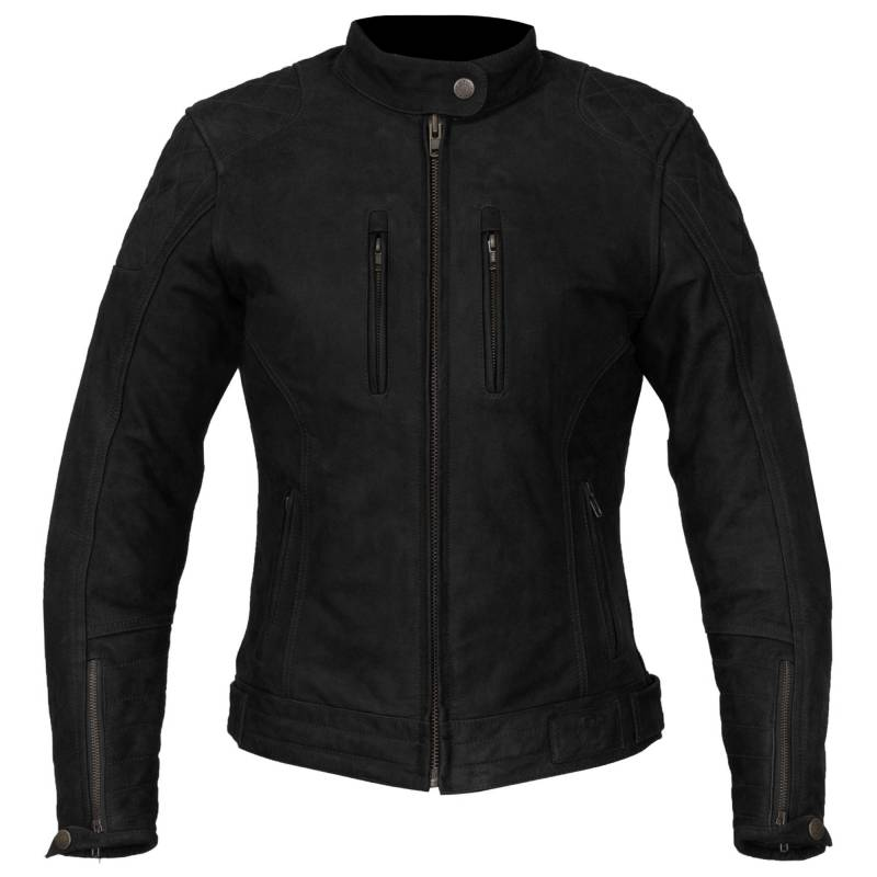 Merlin Ladies Mia Leather Motorcycle Jacket