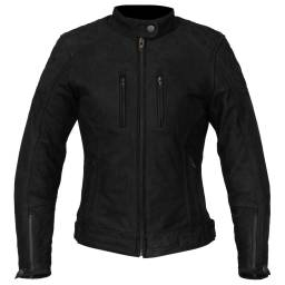 Merlin Ladies Mia Leather Jacket