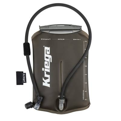 Kriega Hydrapak Reservoir 3.75 Litre Motorcycle Bladder And Tube