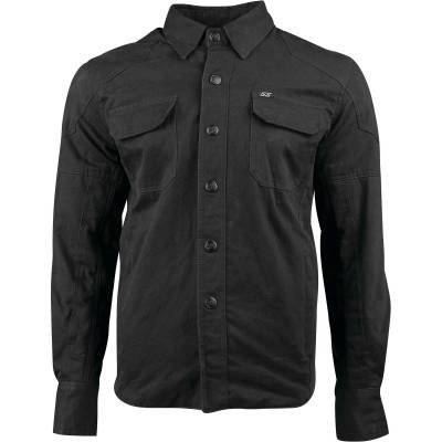 Speed and Strength Call To Arms 2.0 Armoured Moto Shirt - Black