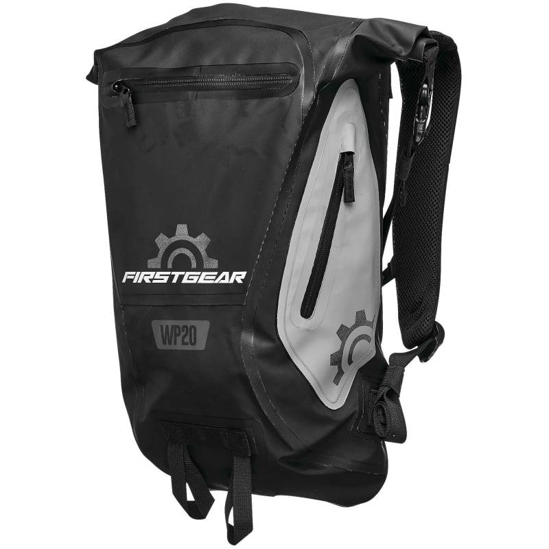 Firstgear Torrent Backpack | 20L Waterproof Motorcycle Backpack