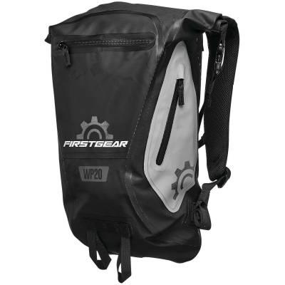 Firstgear Torrent Backpack | 20L Waterproof Motorcycle Backpack