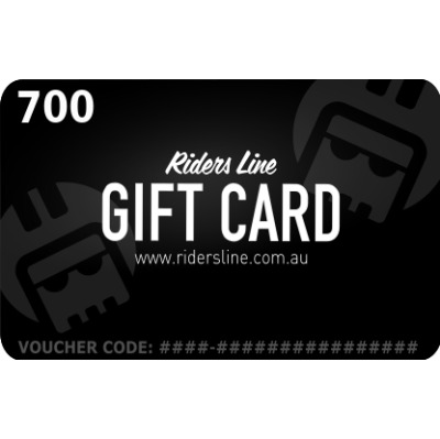 $700 Gift Card