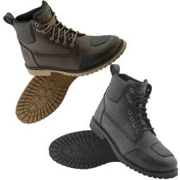 Speed and Strength Call To Arms Leather Boots